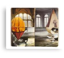 window tops Canvas Print