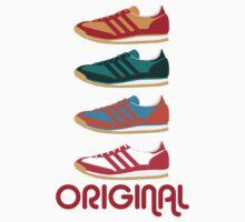 Original Kicks Kids Tee