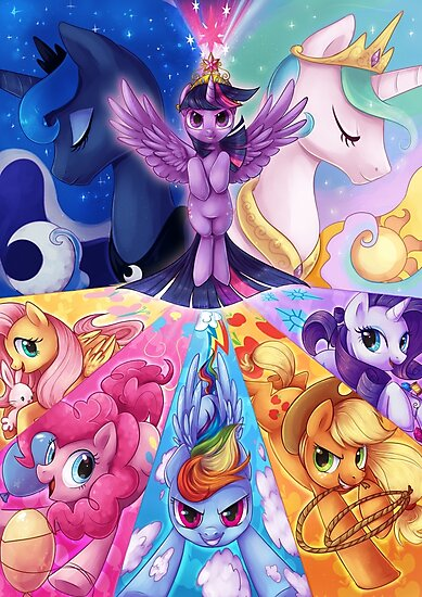 This is PONIES by Kacey Boxall