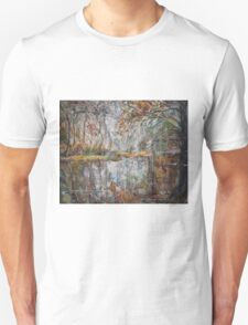 Autumn Wispers Unisex T-Shirt