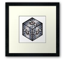 Rebirth Angel Isaac Cube Framed Print
