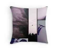 So It Rained Today; Part Four Throw Pillow