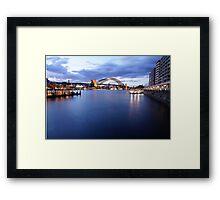 Sydney Harbour 2012 Framed Print