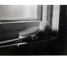 Scrub ye scrub Photographic Print