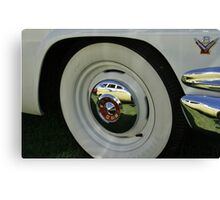 Ford Reflections Canvas Print