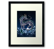 Spirited Night Framed Print