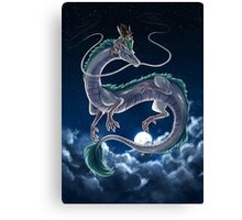 Spirited Night Canvas Print