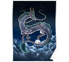 Spirited Night Poster