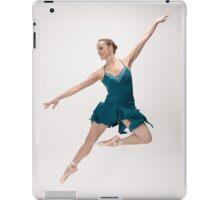 Ballerina Leaping For Joy iPad Case/Skin