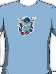 """vaporeon is gender""""fluid"""" T-Shirt"""