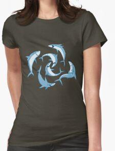 School of Happy Sharks T-Shirt
