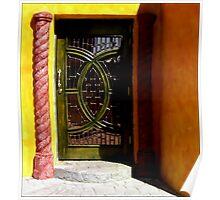 The Prettiest Door in Juarez Poster