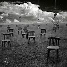 Musical Chairs by Ash Sivils
