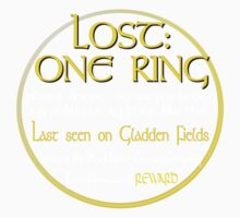 Lost: One Ring Kids Clothes