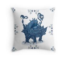 Neochu - Final Fantasy 1 Throw Pillow