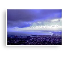 Cape Town: The Mother City Canvas Print