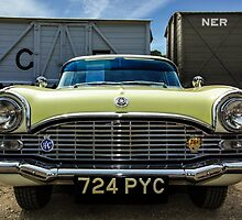 NYMR - Classic Car Weekend by Tim Emmerson