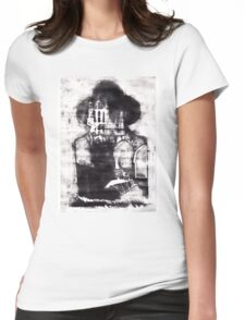Dracula's Whitby Womens Fitted T-Shirt