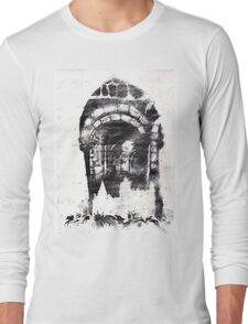 Dracula's Birthplace Long Sleeve T-Shirt