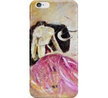 Bullfight 74 iPhone Case/Skin
