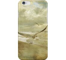 A perfect idea of freedom ... iPhone Case/Skin