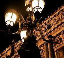 A Night at the Opera by Virginia Kelser Jones