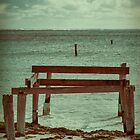 Jetty Long Gone by Elaine Teague