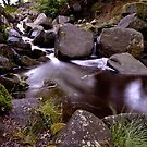 Padley Gorge V by Julie-anne Cooke Photography