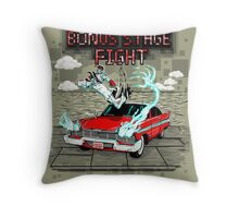 Bonus Stage Throw Pillow