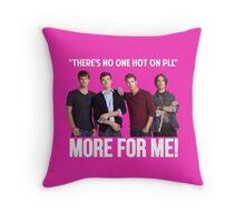Pretty Little Liars Guys Throw Pillow