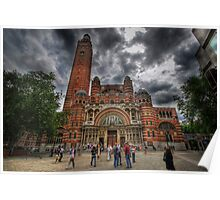 Westminster Cathedral Poster