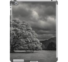 The old oak and the crow iPad Case/Skin