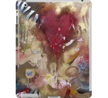 'Raw'- Jeff Buckley  (No. 3 in the Rock Music Art Series) iPad Case/Skin