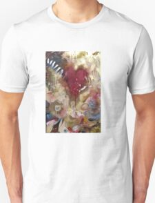 'Raw'- Jeff Buckley  (No. 3 in the Rock Music Art Series) T-Shirt