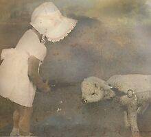 Bum  Lambs by Kay Kempton Raade