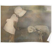 Bum  Lambs Poster