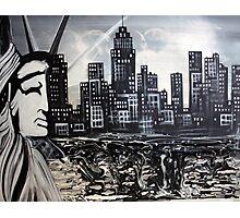 New York Escape Photographic Print