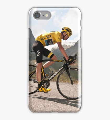 Chris Froome iPhone Case/Skin