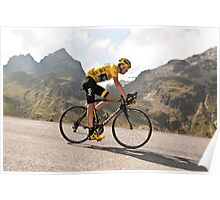 Chris Froome Poster