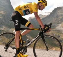 Chris Froome Sticker
