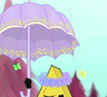 A Summers Rain~ Sticker