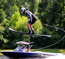 Ski Jump by Brett Clark