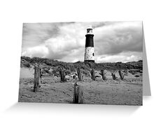 Spurn Point, East Yorkshire - 201 views Greeting Card