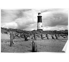 Spurn Point, East Yorkshire - 201 views Poster