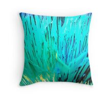 sea weed? Throw Pillow