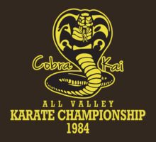 Cobra Kai  Funny Humor Hoodie / T-Shirt by maikel38