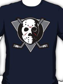 Might Ducks Jason Voorhees T-Shirt