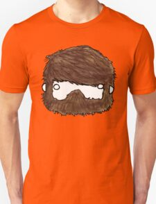 My Face, Your Chest Unisex T-Shirt