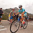 Vincenzo Nibali by Eamon Fitzpatrick