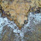 brown cliff by Robyn Wilkey